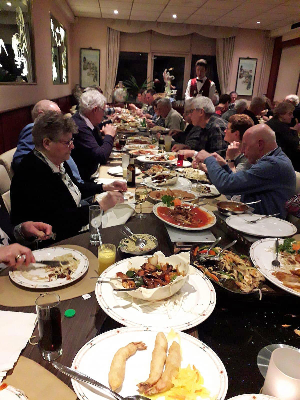 Samen eten met Jan Kersten in Wijchen